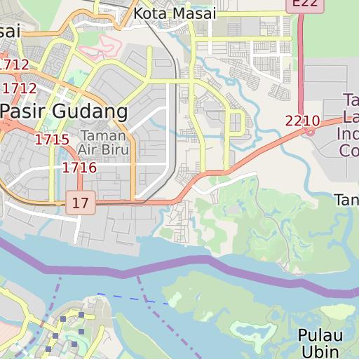 SGPokeMapcom Realtime Pokémon Go Map For Singapore - Singapore map